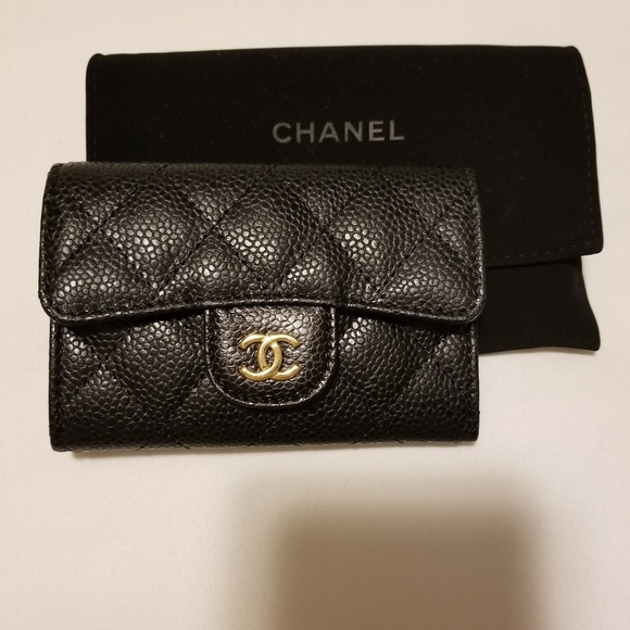 d7b70bc014c6 CHANEL Accessories | Brand New Authentic Classic Card Wallet | Poshmark